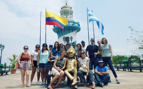 free tour guayaquil
